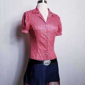 Halloween Sexy Cowgirl Fringed Mini Dress …